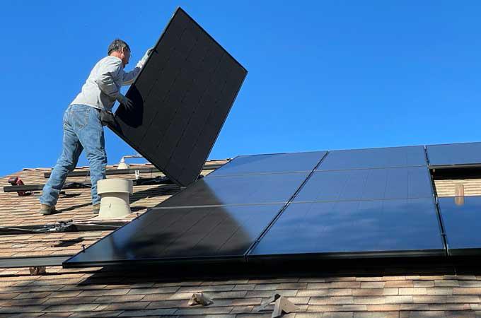 Phoenix Arizona solar panels